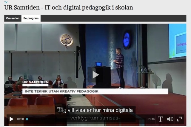 It och digital pedagogik